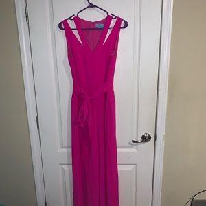 Beautiful Bright Pink CeCe Jumpsuit!